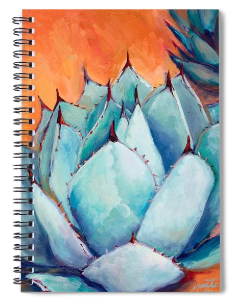 Agave 1 Spiral Notebook