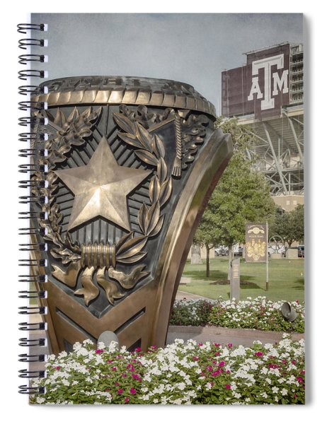 Aggie Ring II Spiral Notebook