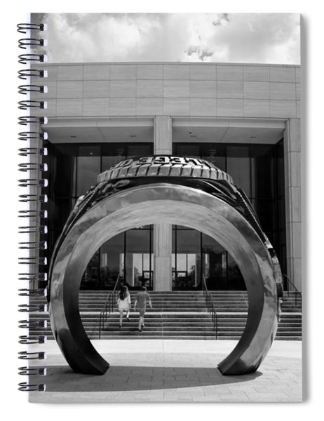Aggie Ring Iv Spiral Notebook