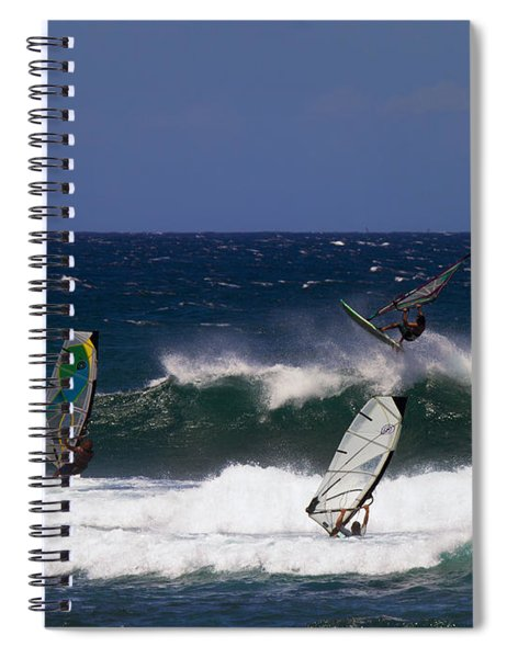 Air Time Spiral Notebook
