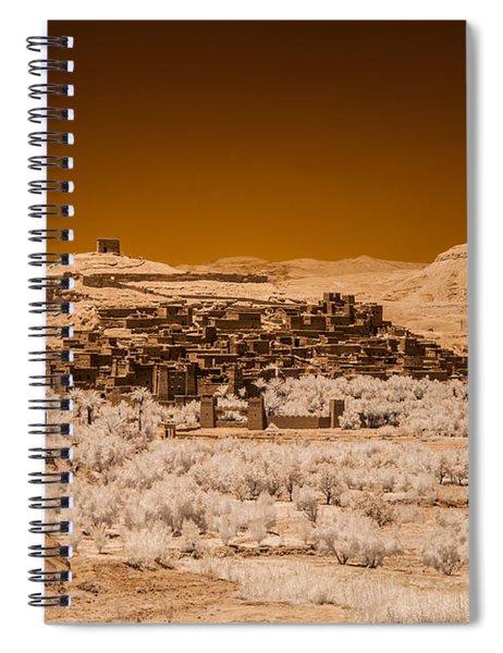 Ait Benhaddou Spiral Notebook