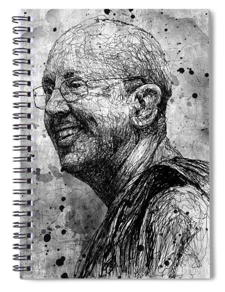 Ajahn Brahm Spiral Notebook