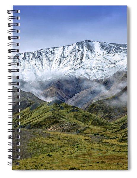 Alaskan Dream Spiral Notebook