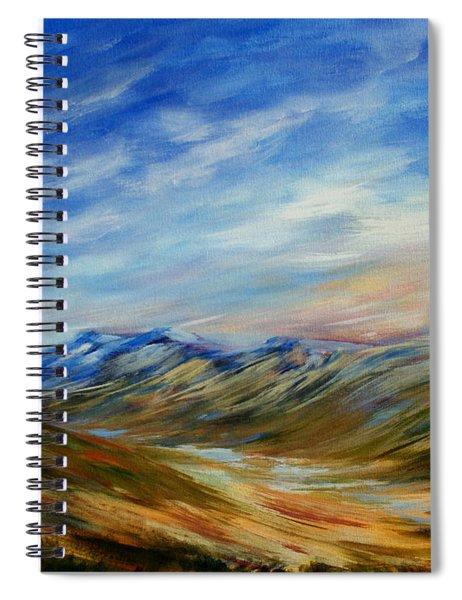Alberta Moment Spiral Notebook