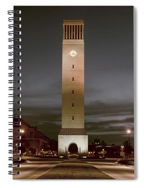 Albritton Bell Tower Spiral Notebook