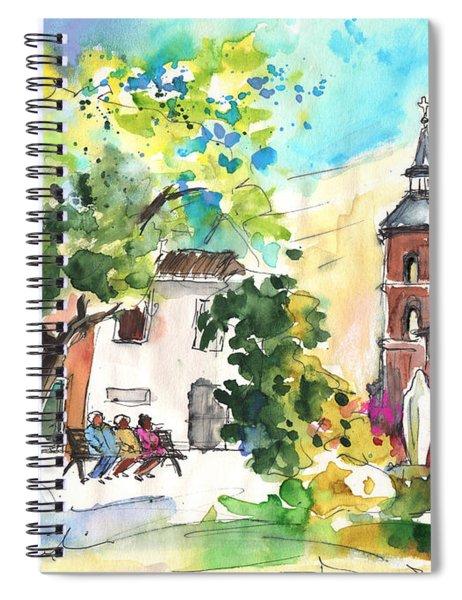 Alcazar De San Juan 03 Spiral Notebook
