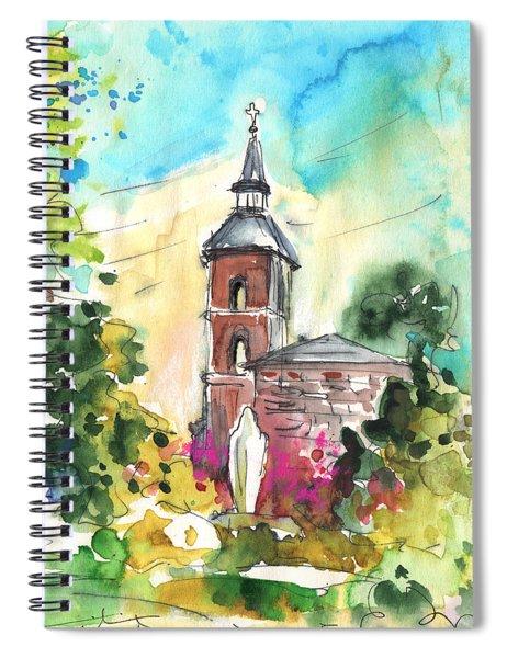 Alcazar De San Juan 04 Spiral Notebook