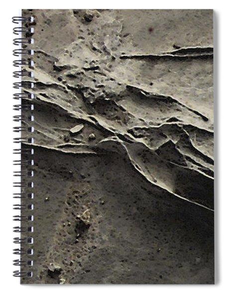 Alien Lines Spiral Notebook