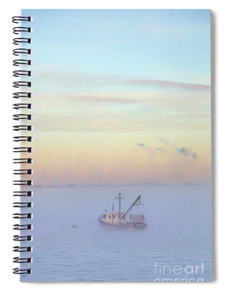 Alight A New Tomorrow Spiral Notebook