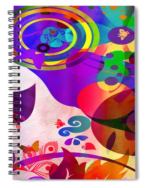 All Her Wonder 2 Spiral Notebook