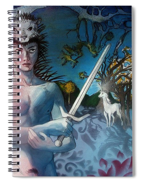 All I Need Is A Unicorn  Spiral Notebook