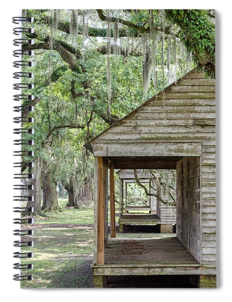 All In A Row Spiral Notebook