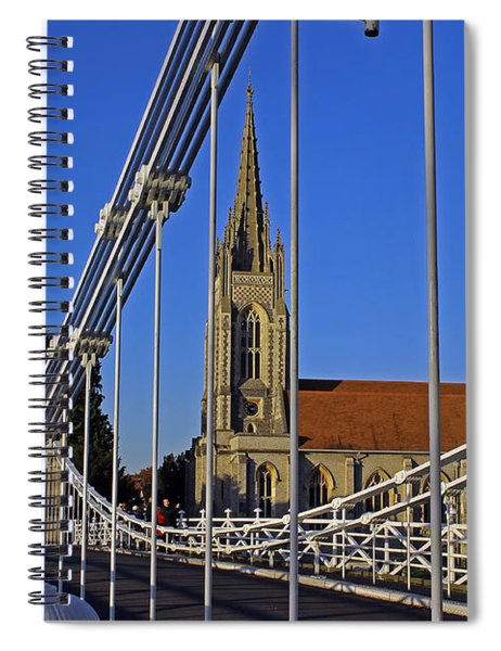 All Saints Church Spiral Notebook