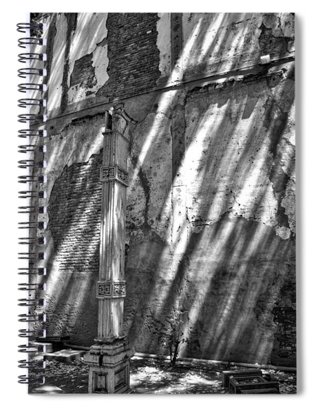 All That Is Left Spiral Notebook
