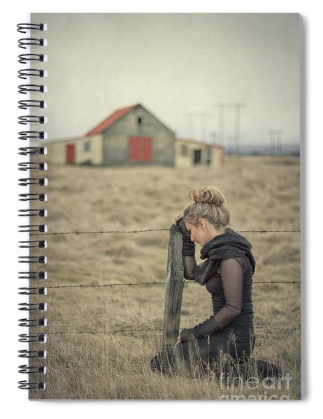 All That's Left Behind Spiral Notebook