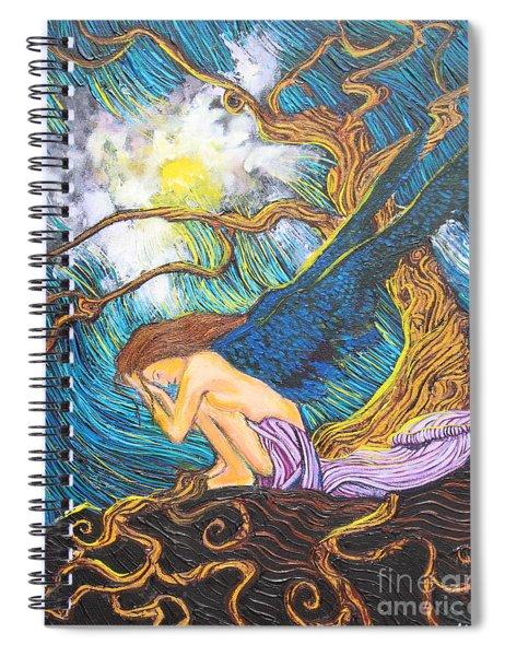 Allayah Spiral Notebook