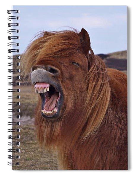Already Whinnied? Spiral Notebook
