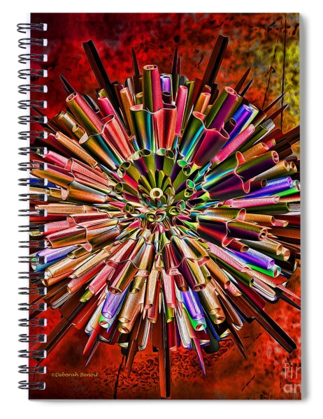 Alter Ego Spiral Notebook