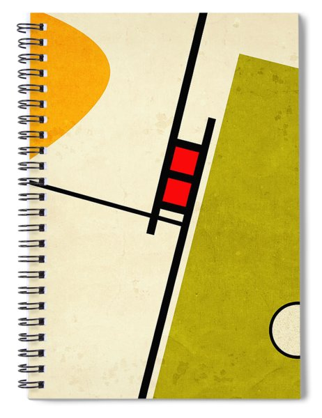 Alternate Approach Spiral Notebook