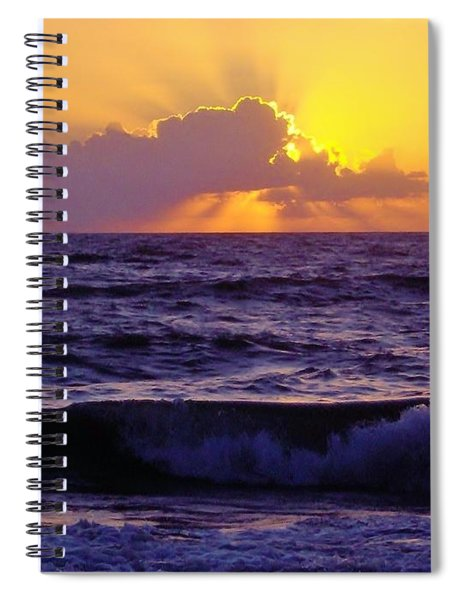 Amazing - Florida - Sunrise Spiral Notebook