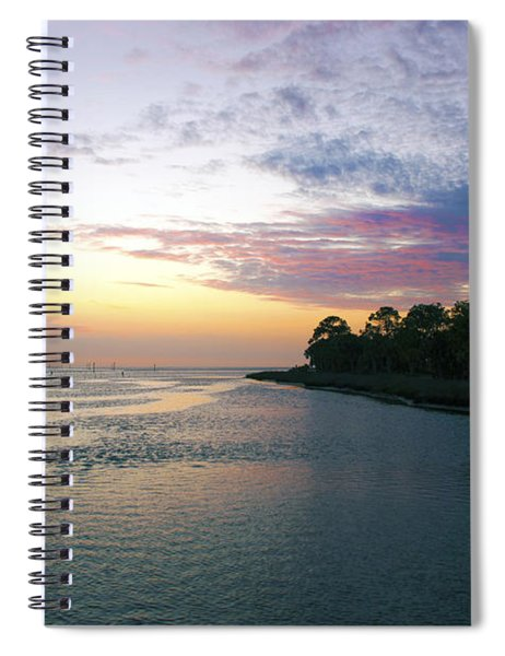 Amazing View Spiral Notebook