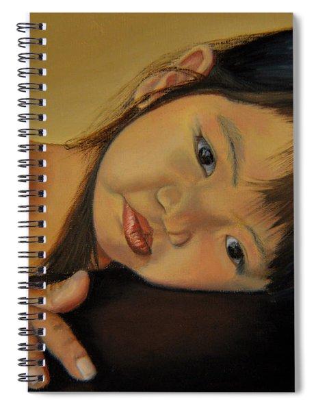 Amelie-an 11 Spiral Notebook