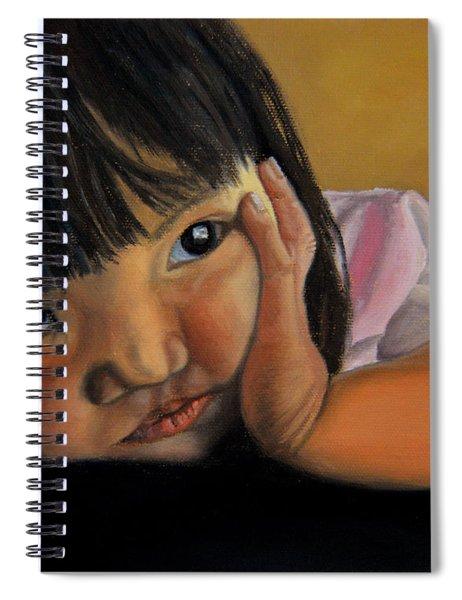 Amelie-an 2 Spiral Notebook