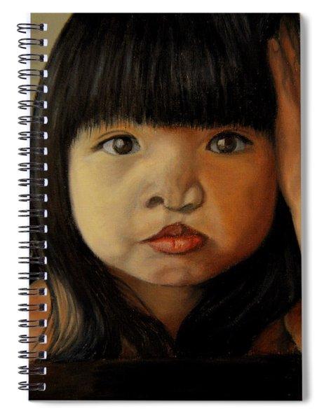 Amelie-an 5 Spiral Notebook