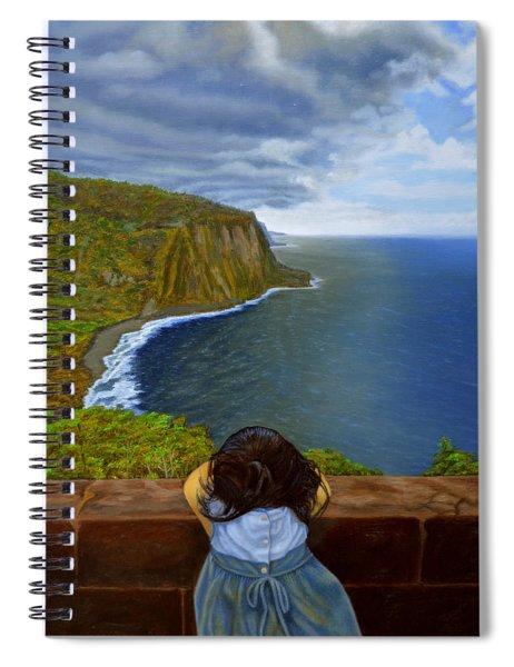 Amelie-an 's World Spiral Notebook