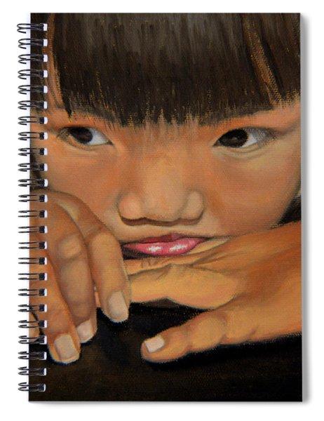Amelie-an Spiral Notebook