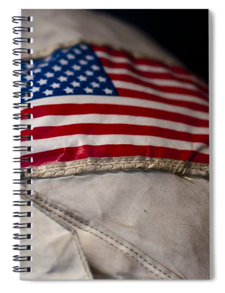 American Astronaut Spiral Notebook