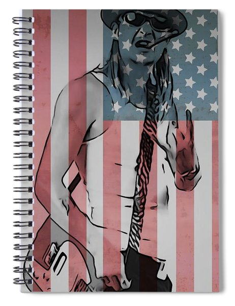 American Badass Spiral Notebook