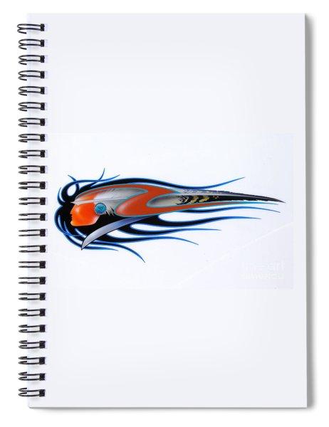 American Sprit  Spiral Notebook