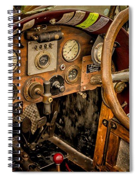 Amilcar Riley Special  Spiral Notebook