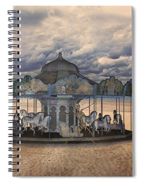 Amusement  Spiral Notebook