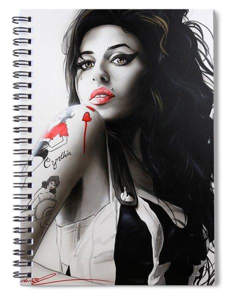 Amy Spiral Notebook