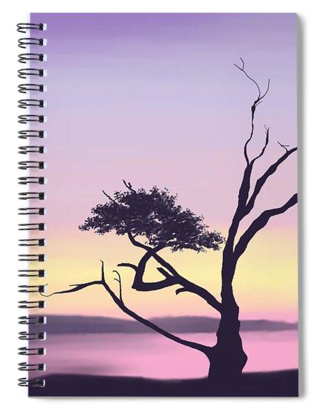 Anacortes Spiral Notebook