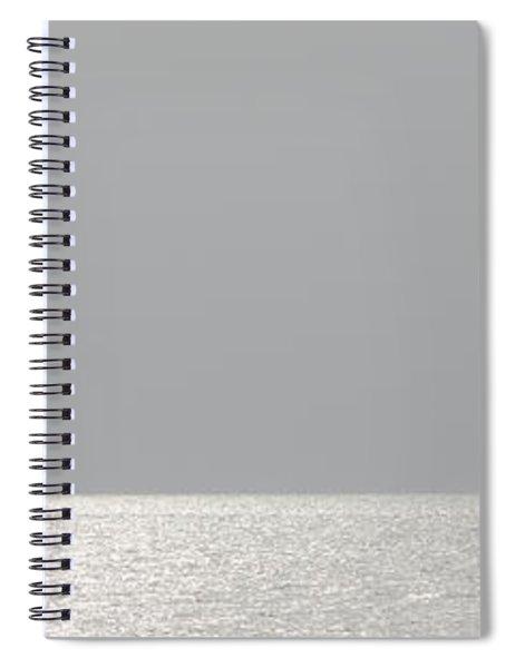 Anchored Spiral Notebook