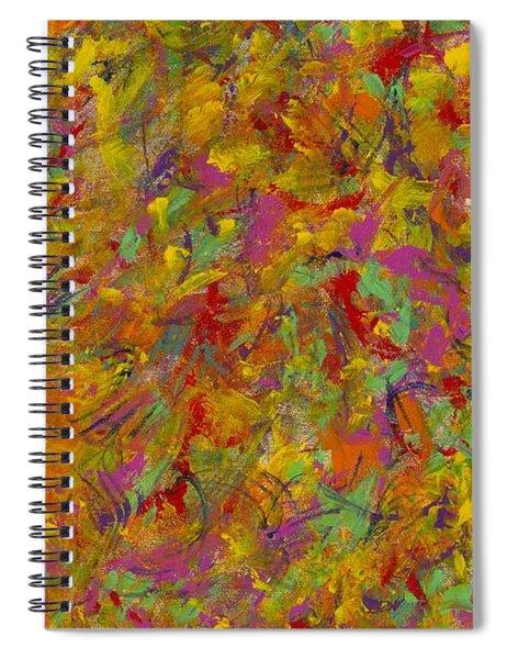 Ancient Whisper Spiral Notebook