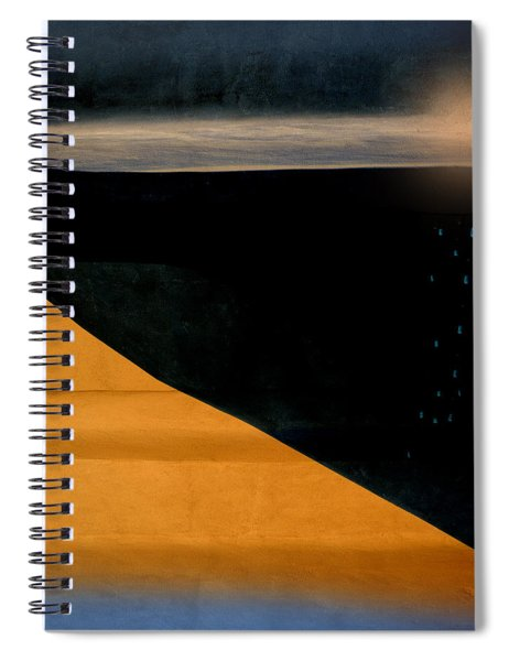 And The Rains Came Spiral Notebook