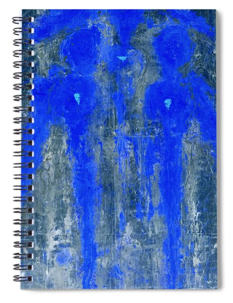 Angels I Have Seen II Spiral Notebook