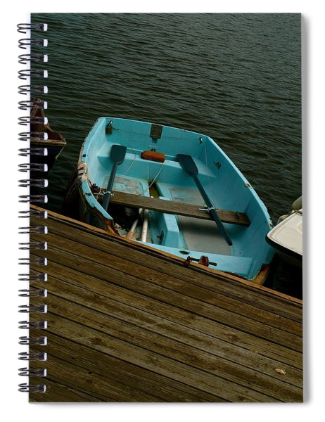 Annapolis Harbor Spiral Notebook