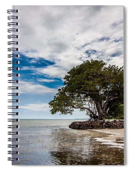 Anne's Beach-3184 Spiral Notebook