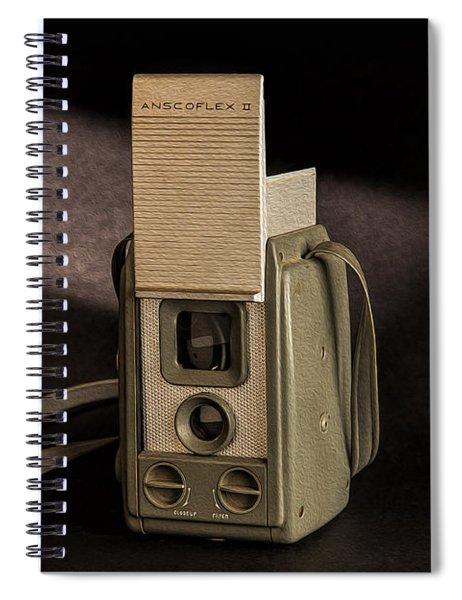 Anscoflex II Spiral Notebook