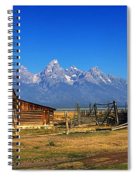 Antelope Barn Spiral Notebook