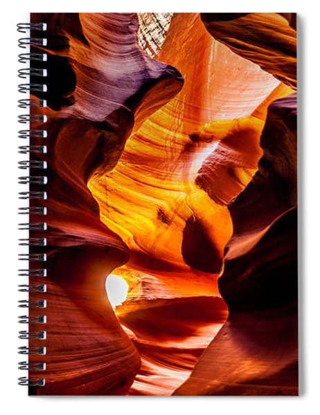 Exit Strategy  Spiral Notebook