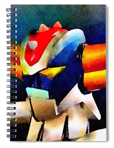 Anterak One Spiral Notebook