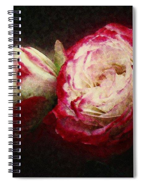 Antique Romance Spiral Notebook