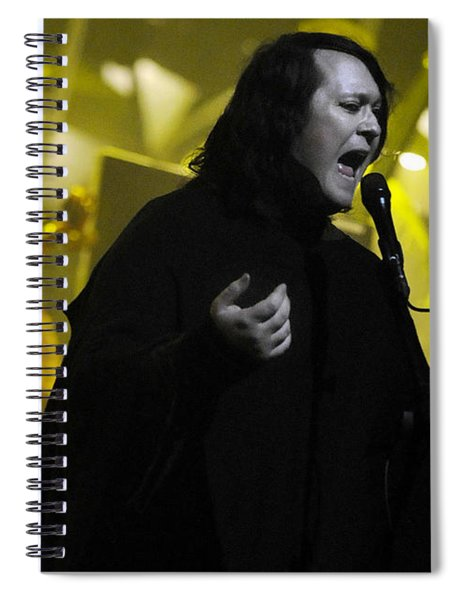 Antony And The Johnsons Viii Spiral Notebook