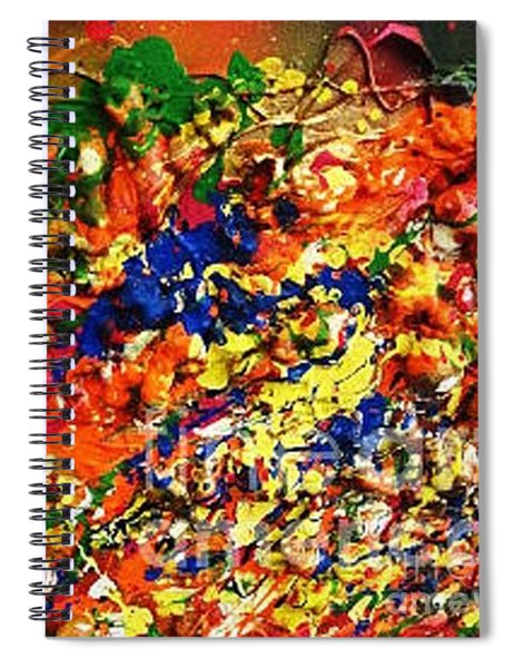 Anything Is Possible Spiral Notebook